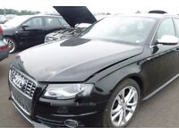 Audi S4 A4 breaking for parts 2011 year