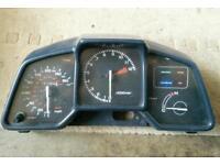 87 Honda vfr750fh clocks