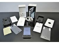Apple iPhone 4 - 32GB 02 network