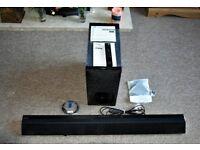 Wireless Subwoofer Sony Sound Bar £90