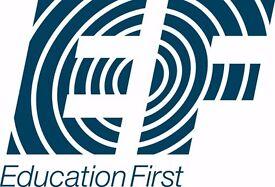 Street Recruiter for EF Host Families