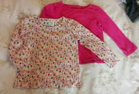 Girl's NEXT tops (Age 4 years)