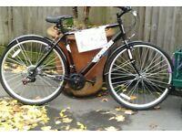 Apollo Code Mountain Bike