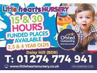 15/30 Hours Free Childcare Outstanding Nurseries