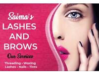 Saima's Lashes and Brows