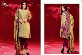 Original Aisha chottani linen collection suits