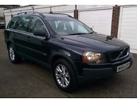 2005 Volvo XC90 2.4 TD D5 SE Geartronic 5dr 2 OWNERS FULL HISTORY (t-z awesome-cars)