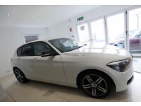 BMW 1 Series 2.0 120d SPORT with M sport upgrades