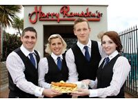 Kitchen Staff Harry Ramsden's Swanage, £7.20xhour, transport provided, travel time paid!