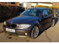 BMW 1 SERIES 116I SE 05
