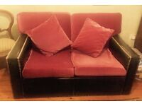 2 Seater Sofa, good condition – FOR FREE