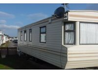 Towyn North Wales Edwards Leisure Park 2 Bedroom Caravan for Hire EDWJSM