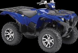 2018 yamaha  Grizzly 700 EPS   DIFF LOCK