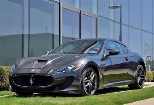 2016 Maserati GranTurismo **MC STRADALE**