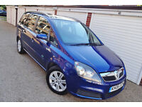 ## Bargain 2006 06 Vauxhall Zafira 1.8 Active 7 Seats ##