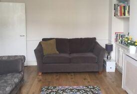 Dark grey 2.5 seater sofa for sale