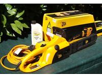 CHAINSAW 1800 watt JCB as new