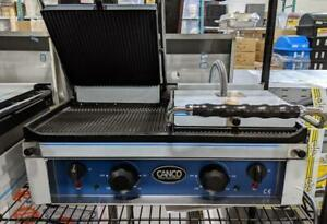Panini Grills and Presses--Brand New Display and Warming Equipment