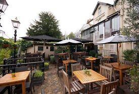 Part Time Chef de partie - The Magpie, Sunbury on Thames - £10.00ph