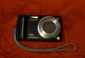 Lumix TZ10 12megapixel 12x zoom digital camera