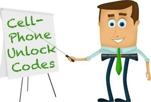 Online Store for UNLOCKING SERVICE | All cell phones and carriers