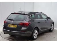 Vauxhall Astra SRI CDTI S/S (grey) 2014-12-15