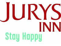 Waiting and Bar Staff- Jurys Inn Watford