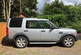 LAND ROVER DISCOVERY 3 TDV6 HSE (7 Seats) Open to Offers