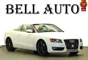 2011 Audi A5 2.0T QUATTRO NAVIGATION  BACK UP CAMERA  LEATHER I