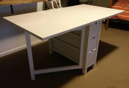Ikea Folding Table (Gateleg table, Norden)