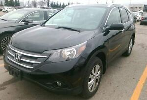 2013 Honda CR-V TOURING-NAVIGATION-CAMERA-WARRANTY