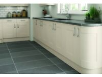 Bespoke Fitted Kitchens : Cartmel matt dakar