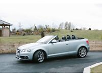 Audi A3 sline convertible top of the range auto 09