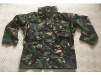 British army infantry pattern DPM goretex / MVP waterproof jacket