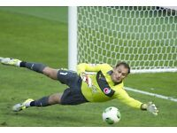 GOALKEEPER WANTED! FREE LEAGUE AND CUP GAMES, FREE TRAINING, NO SIGNING ON FEE