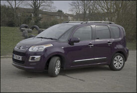 Citroen C3 Picasso Exclusive HDI 5600 miles only