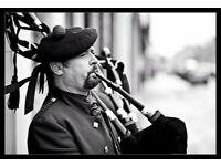 The Glastonbury Piper! *Somerset wedding piper, funerals, 35 years experience*