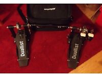 Duallist D2 - Double Bass Drum Pedal