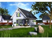PREFABRICATED HEAVY WOODEN FRAME HOUSE - KVH WOOD - SUPER WARM - GREAT PRICE - INSTALLATION INCLUDED