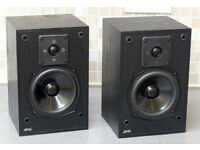 JPW GOLD MONITOR HI-FI SPEAKERS