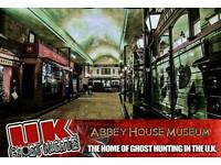 Ghost Hunt, Abbey House museum