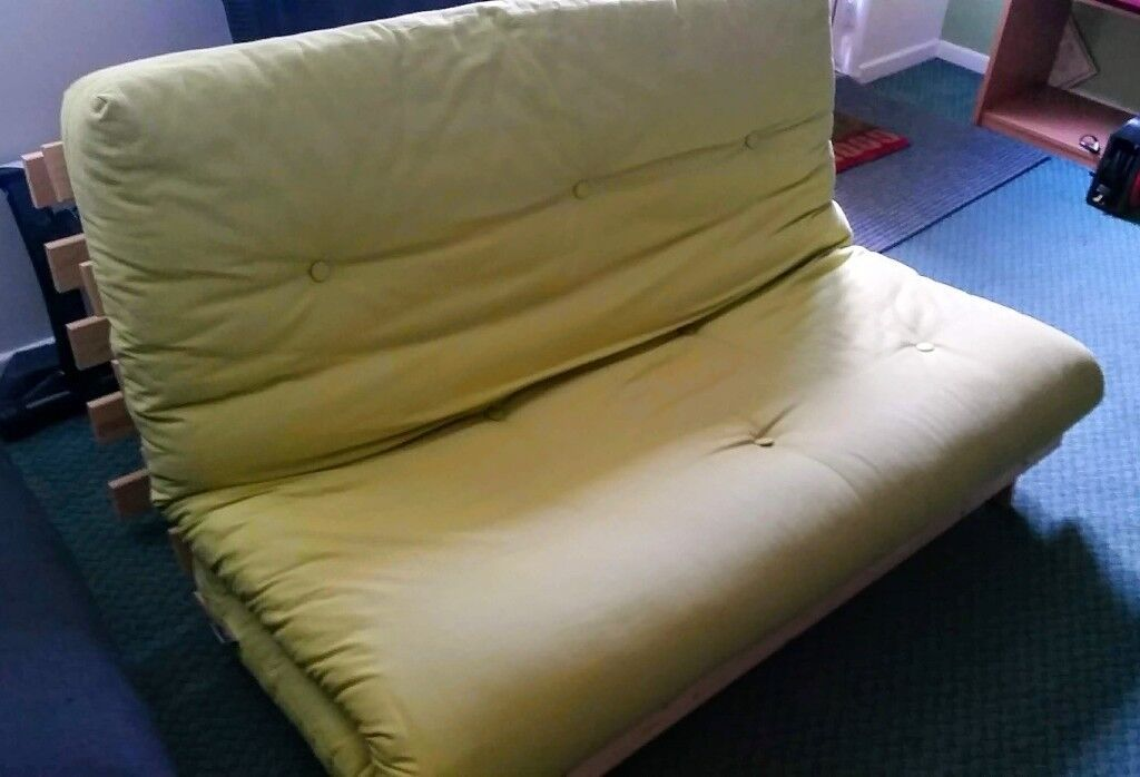 Double Futon In Green Argos Tosa 2 Seater Sofa Bed