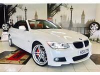 ★🎈NEW IN🎈★ 2011 BMW 3 SERIES 320D M SPORT DIESEL CONVERTIBLE ★ NEW CLUTCH & FLYWHEEL★ KWIKI AUTOS★