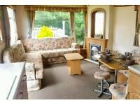 CHEAP 3 BEDROOM STATIC CARAVAN, SITE FEE'S FROM £3500