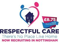Support and Care Worker
