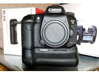 Canon 7D MKii with Canon battery grip