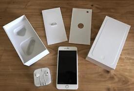 iPhone 6s Plus - 128gb - Unlocked - White - Original Box