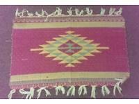 100% Handmade Original Rug