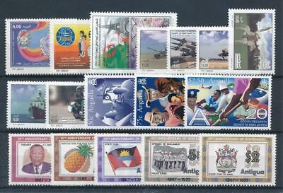 [301756] Worldwide good lot of stamps very fine MNH