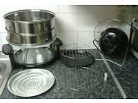 Cookworks Professional Halogen Oven 12ltr